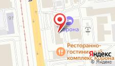 Хостел Дом Путешественника на карте