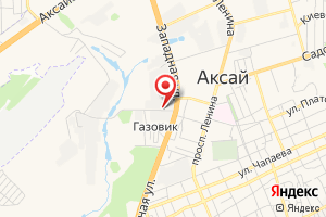 Адрес Специализированное управление Южоргэнергогаз на карте