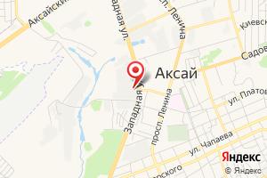 Адрес Газпром трансгаз Краснодар, Ростовское ЛПУМГ на карте