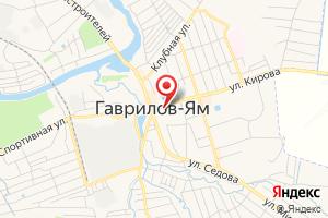 Адрес Газпром межрегионгаз Ярославль, Гарилов-Ямская группа расчетов с населением и режимов газоснабжения на карте