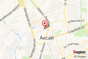 Адрес Аксайская ПМК Ростовсельхозводстрой на карте