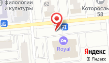 Отель Royal Hotel Spa & Wellness на карте