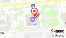 Отель SK-Royal на карте