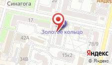 Хостел Рус-Золотое Кольцо на карте