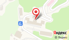Санаторий Прогресс на карте