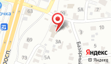 Ресторанно-гостиничный комплекс Лума на карте