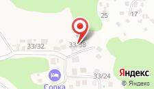 Санаторий Кудепста на карте