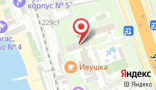 Пансионат Бургас на карте
