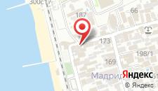 Гостевой дом Горница на карте