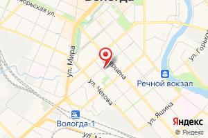 Адрес Северная сбытовая компания на карте