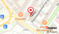 Отель Алеша Попович Двор на карте