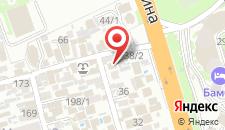 Гостевой дом Нара на карте