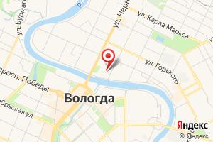 Адрес ВолПроект на карте
