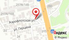 Мини-отель Орион на карте