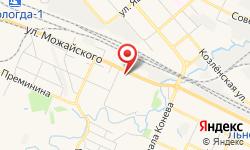 Адрес Сервисный центр ИП Журавлев Д.А.