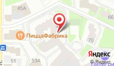 Хостел Пилигрим на карте