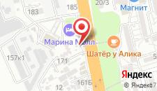Хостел На Ленина на карте