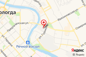Адрес Севергазпром на карте