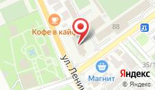 Спорт-отель Юность на карте