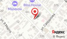 Мини-отель Зорэмма на карте
