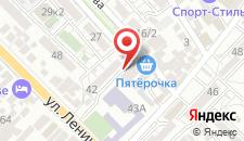 Апарт-отель Атлант-Сити на карте