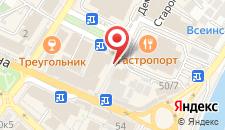 Отель Пассаж на карте
