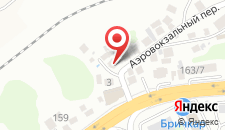 Гостевой дом Ирина на карте