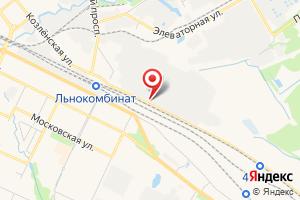 Адрес Территориальная генерирующая компания № 2 на карте