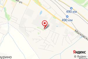 Адрес Электрическая подстанция Луговая на карте