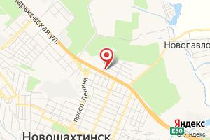 Адрес ГУП РО Управление развития систем водоснабжения на карте