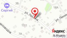 Апартаменты У Аэропорта на карте