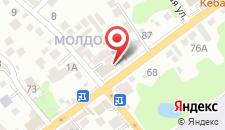 Отель ML на карте