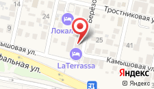 Бутик-Отель La Terrassa на карте