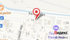 Гостиница Арт на карте