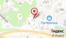 Гостевой дом Ольга на карте