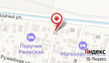Отель Milana Hotel Olympic Park на карте