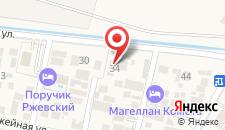 Апарт-отель Yellow на карте