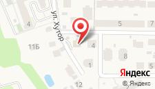 Мини-гостиница У глобуса на карте