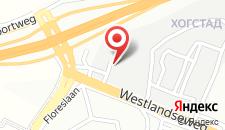 Отель ibis Rotterdam Vlaardingen на карте
