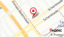 Отель NH Den Haag на карте