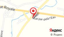 Отель L'Escape Grill на карте