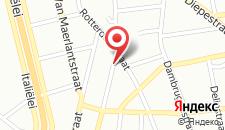Апартаменты City Apartments Antwerpen на карте