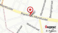 Отель Tryp By Wyndham Antwerp на карте