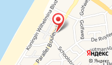 Отель Hotel Aan Zee на карте