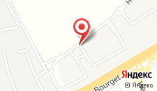 Отель ibis Hotel Brussels Airport на карте