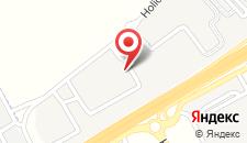 Отель Parker Hotel Brussels Airport на карте