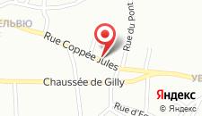 Отель B&B Le Bonimenteur на карте