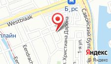 Отель Hotel Bazar на карте