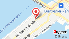 Отель nhow Rotterdam на карте