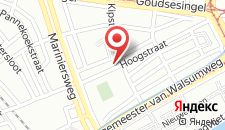 Отель Hampshire Hotel - Savoy Rotterdam на карте